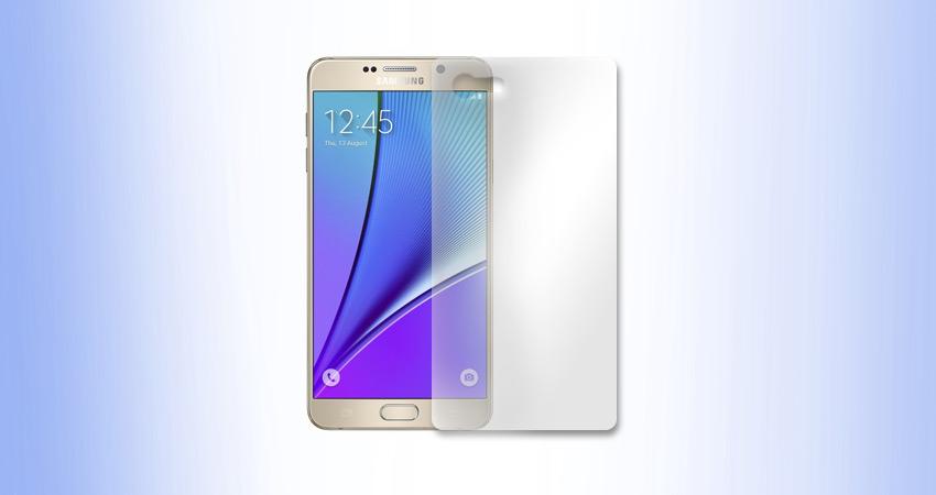 Samsung Galaxy Note 5 folia