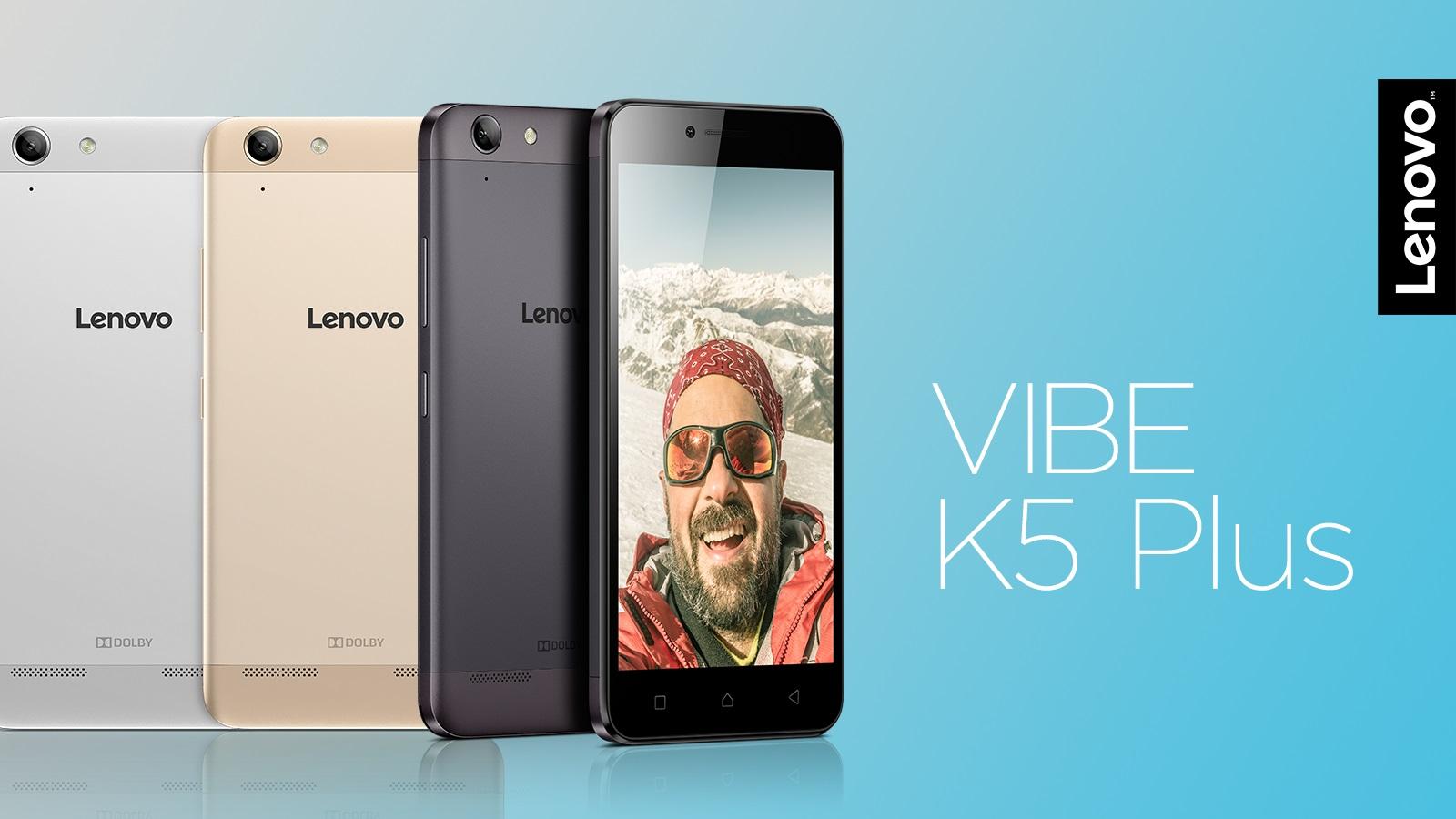 lenovo K5 Plus