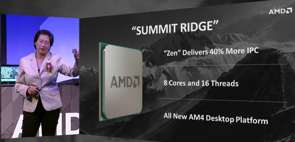 AMD ZEN 1