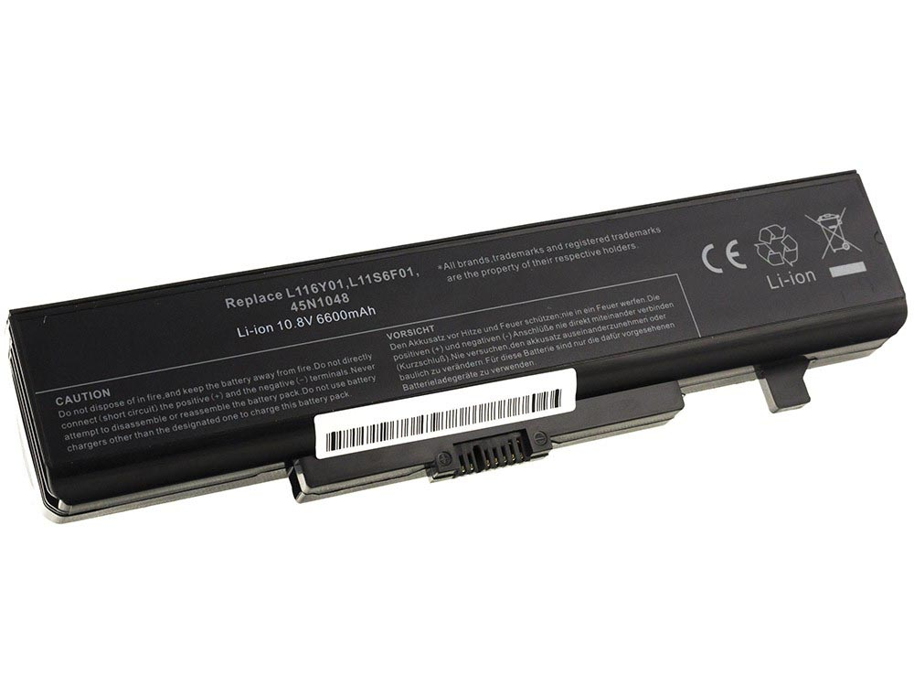 Bateria do Lenovo G580