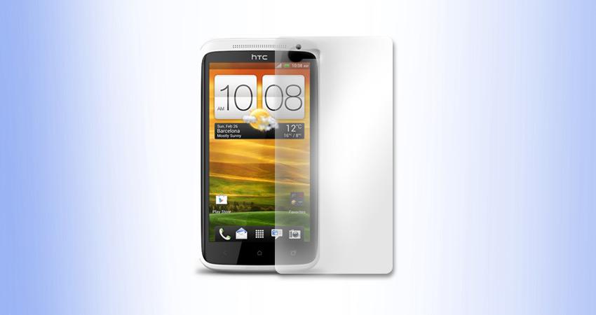 HTC One X folia