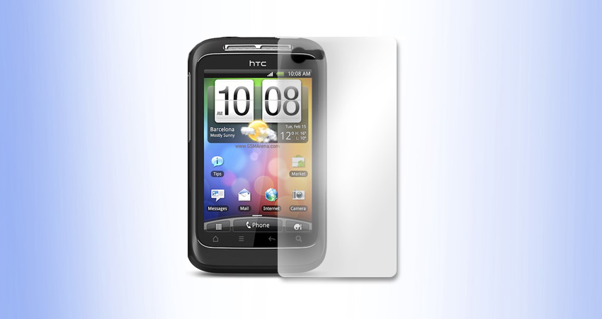 HTC Wildfire S folia
