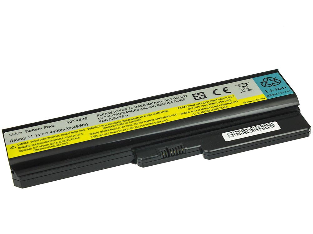 Bateria do Lenovo G550