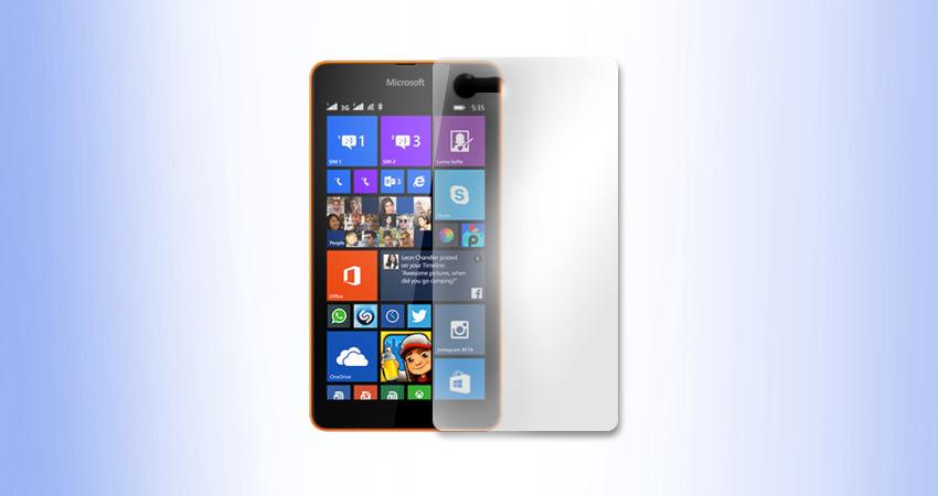Microsoft Lumia 535 folia