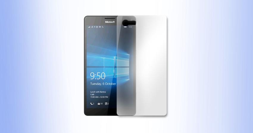 Microsoft Lumia 950 XL folia