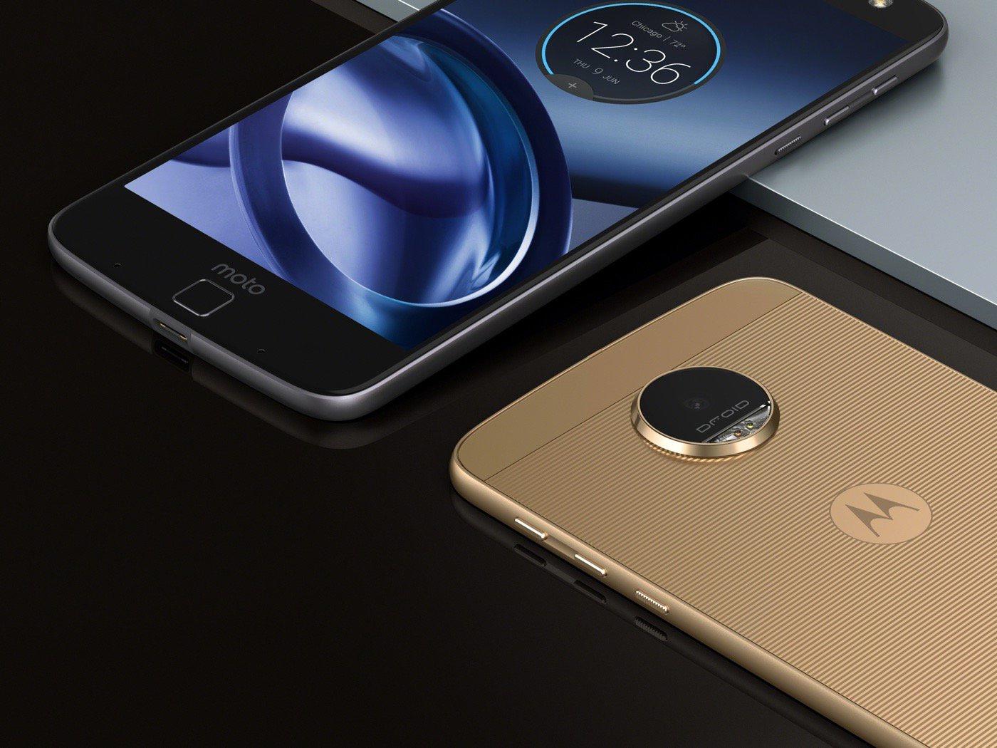Motorola Moto Z specyfikacja