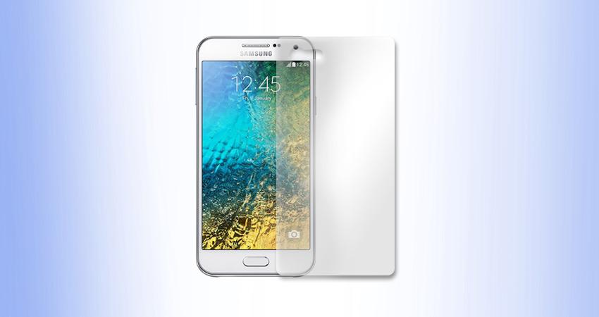 Samsung Galaxy E5 folia