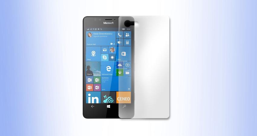 Microsoft Lumia 950 folia
