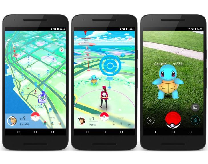 smartfon do Pokemon GO