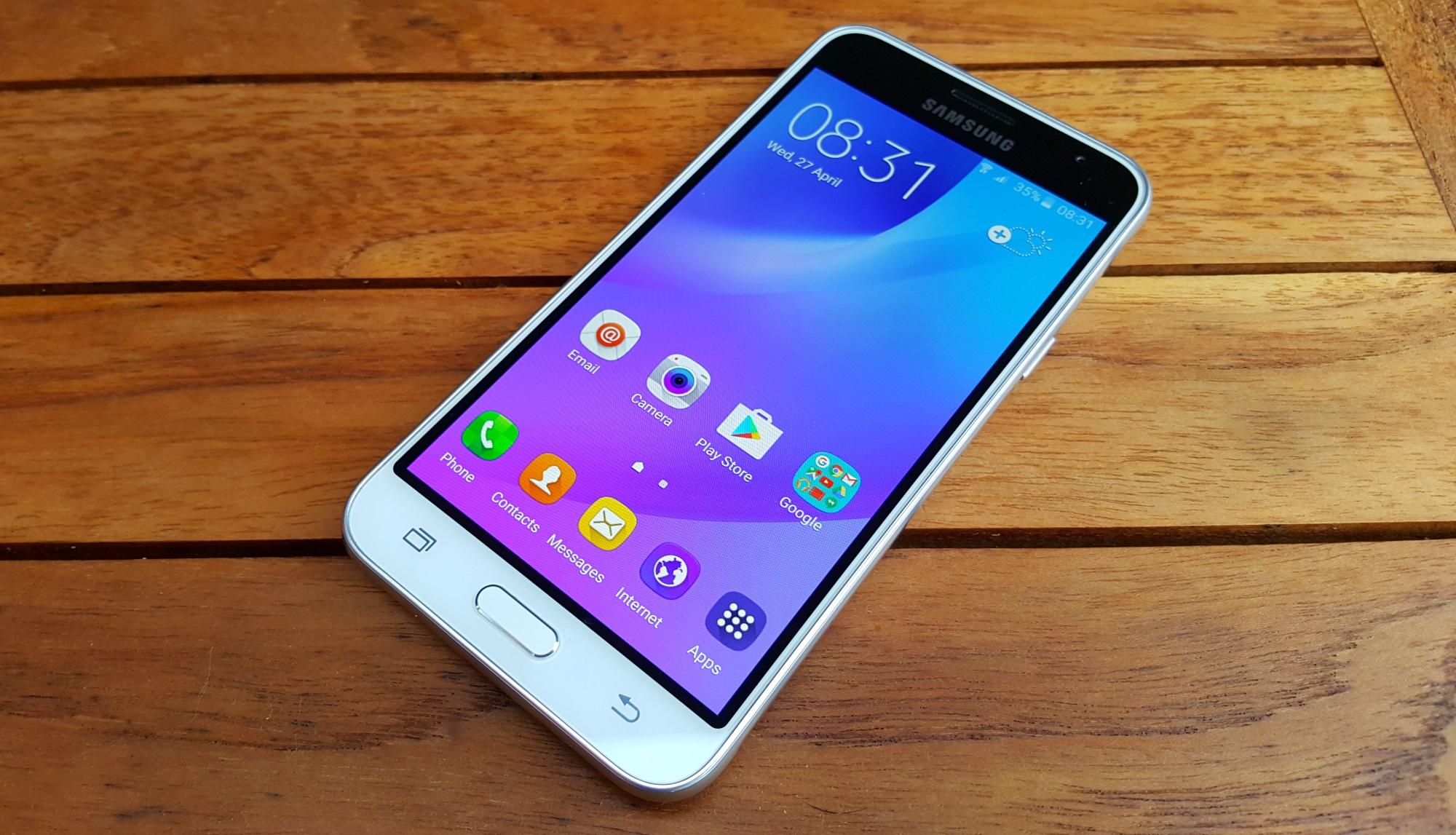 Samsung Galaxy J3 specyfikacja