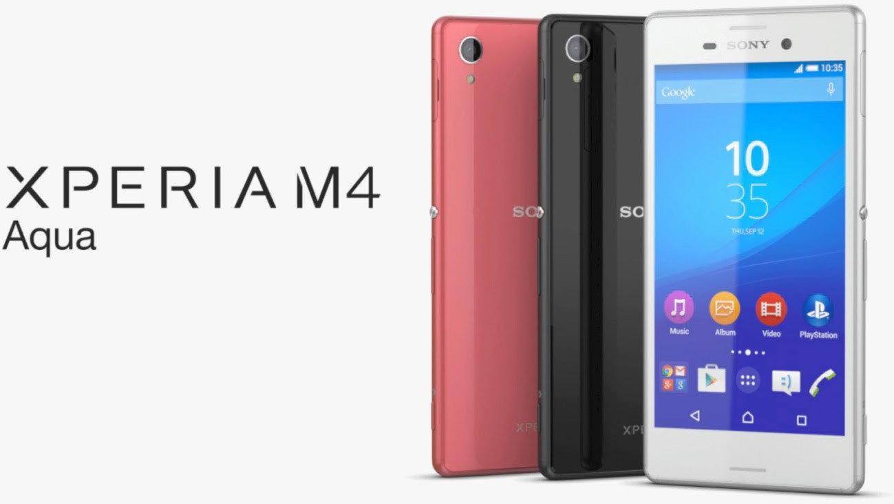 Sony Xperia M4 Aqua specyfikacja