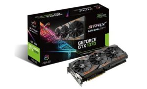 ASUS GeForce GTX 1070 STRIX OC