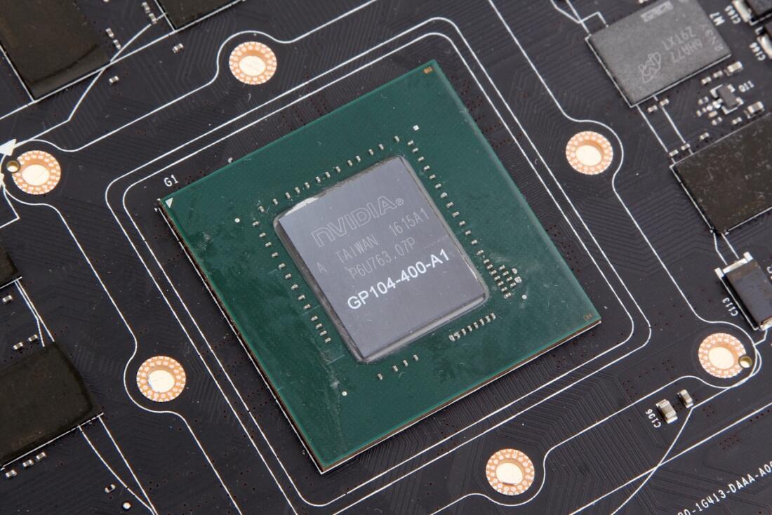 GeForce GTX 1070 Mobile