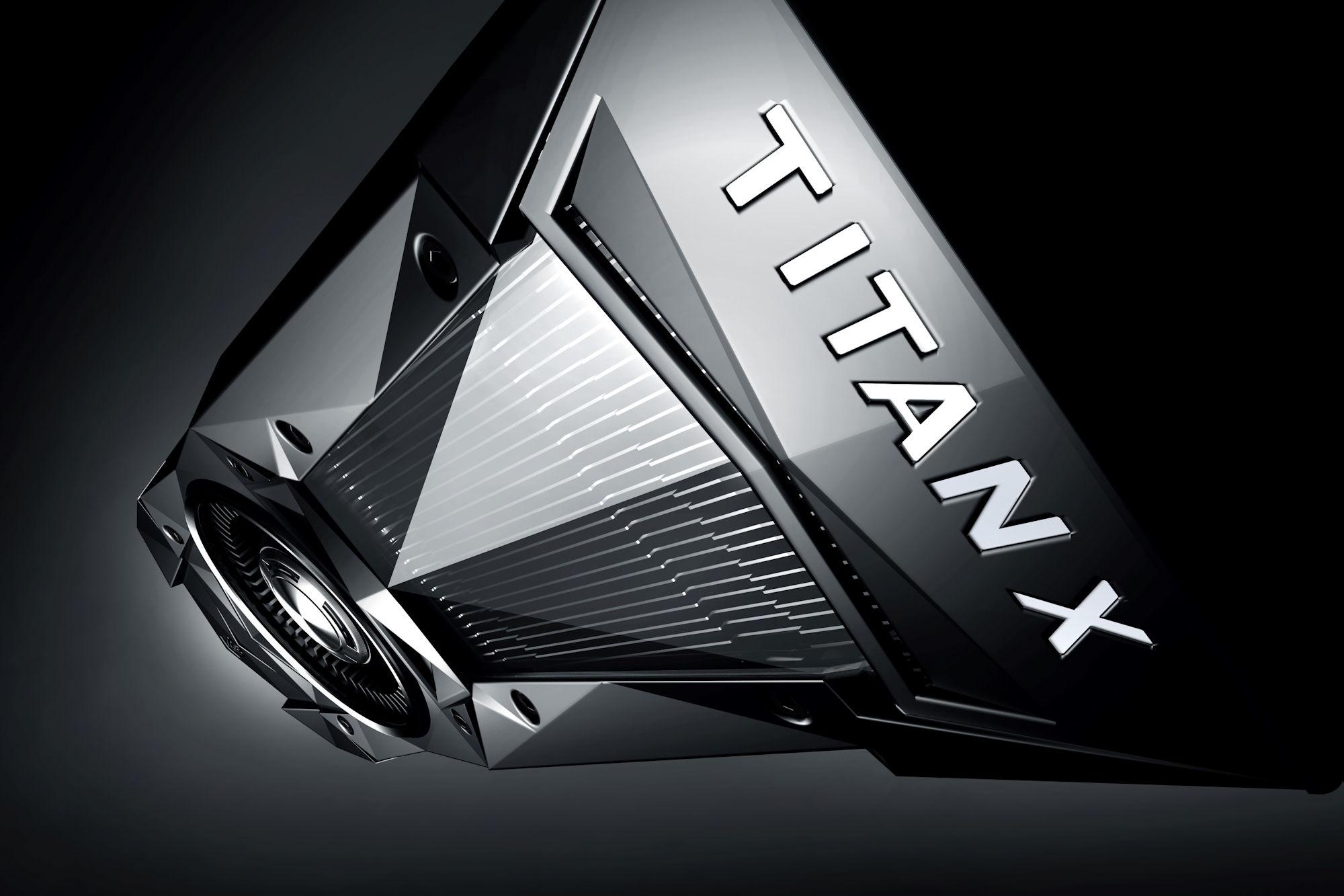 NVIDIA GeForce TITAN X Pascal specyfikacja