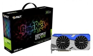 Palit GeForce GTX 1070 GameRock (8-pin)