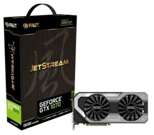 Palit GeForce GTX 1070 JetStream (8-pin)