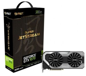 Palit GeForce GTX 1070 Super JetStream (8-pin)