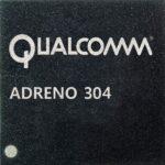 Qualcomm Adreno 304 – specyfikacja techniczna układu