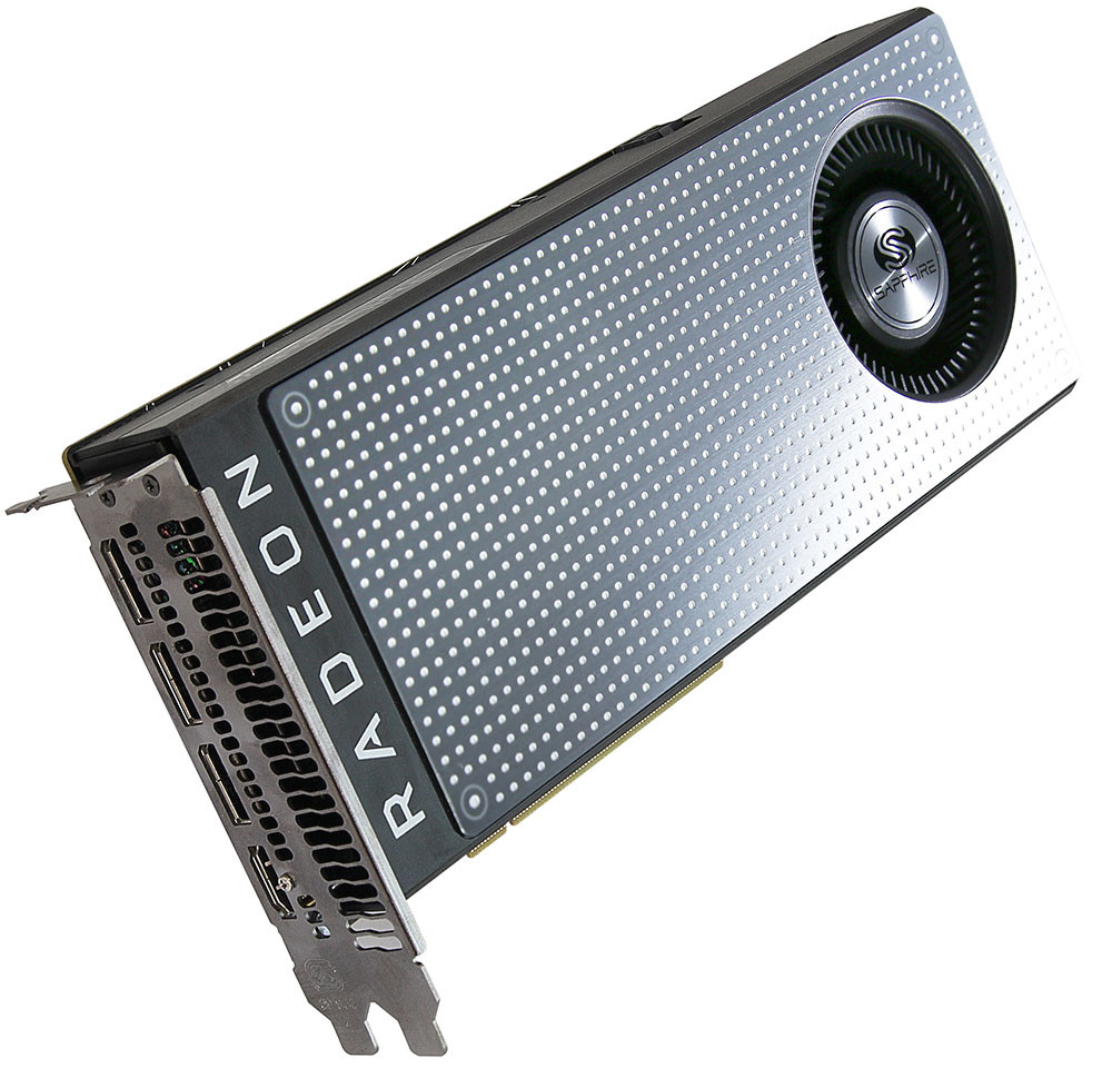 Sapphire Radeon RX 470 Platinum Edition OC