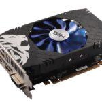 Karta graficzna Radeon RX 460 iCooler OC – specyfikacja techniczna