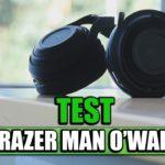 Razer Man O'War – headset na wypasie! Test.