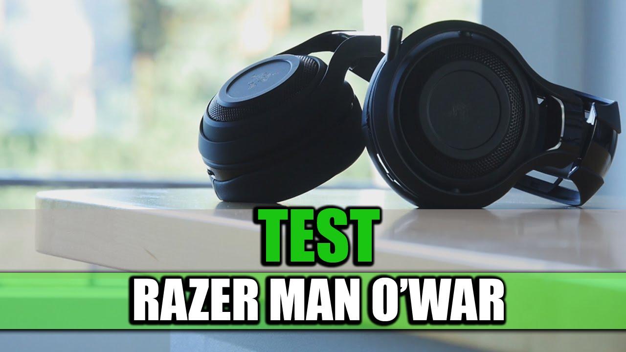 Razer Man O'War