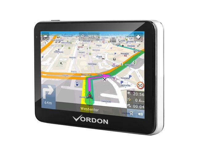 nawigacje GPS z dożywotnią aktualizacji map
