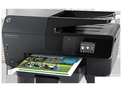 Hewlett-Packard Officejet Pro 6830 WiFi (E3E02A)