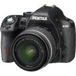 Lustrzanka cyfrowa Pentax K-50 – instrukcja obsługi