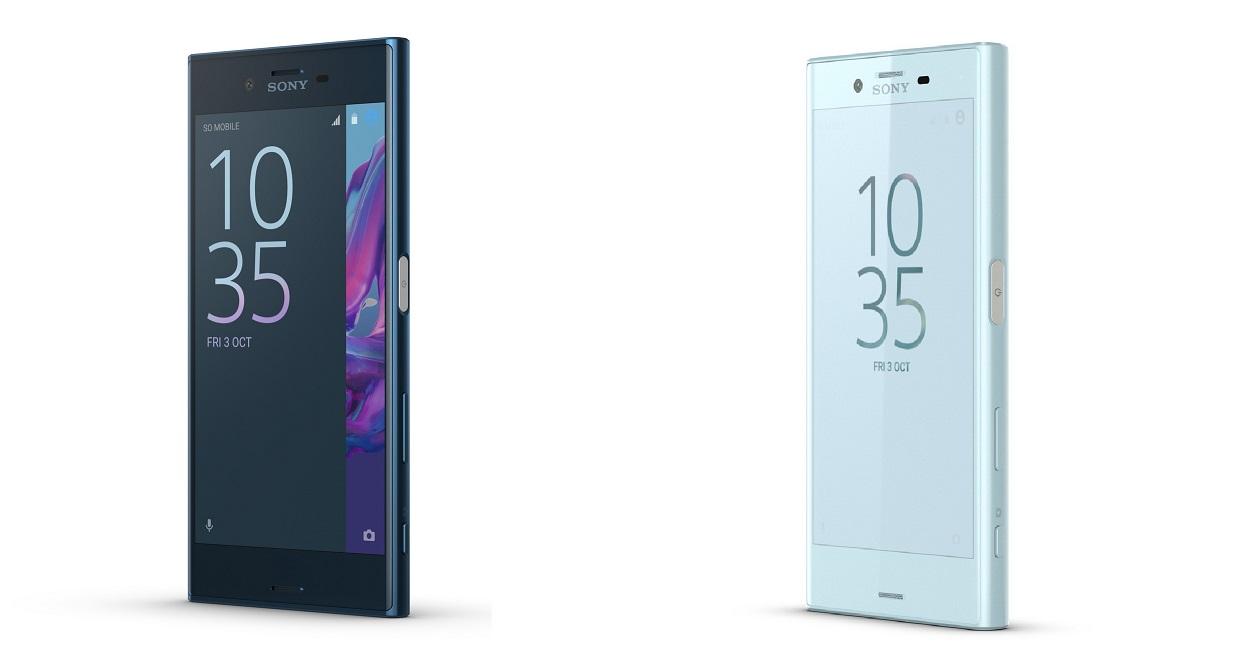 Sony Xperia XZ czy Sony Xperia X Compact