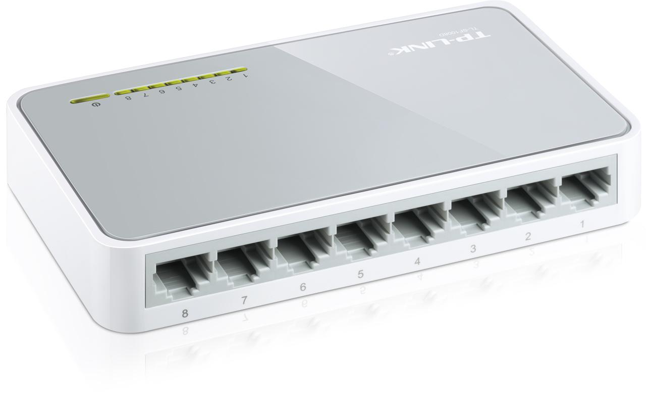 TP-LINK TL-SF1008D instrukcja