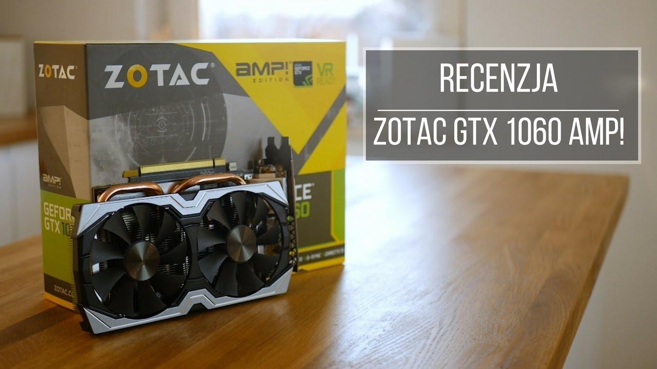 ZOTAC GTX 1060 AMP!