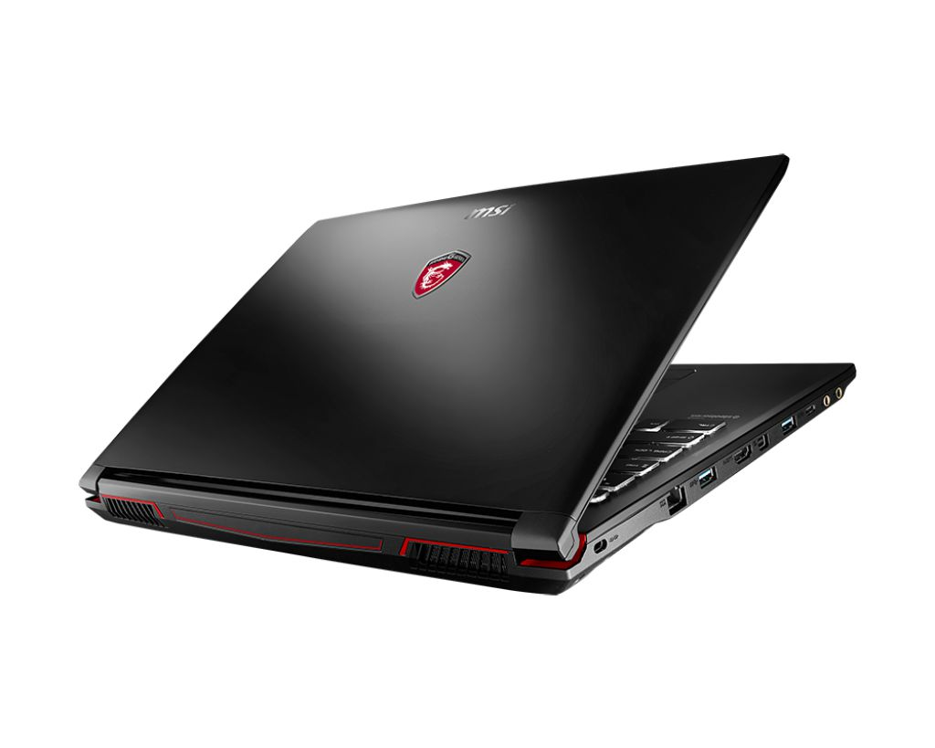 laptop MSI do gier