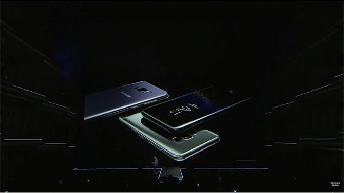 Samsung Galaxy S8 instrukcja obsługi
