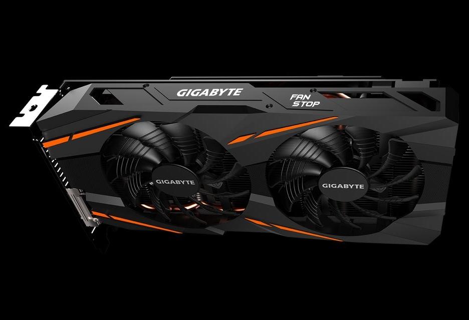 Radeon RX 500 specyfikacja