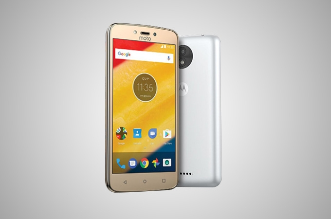 Motorola Moto C specyfikacja
