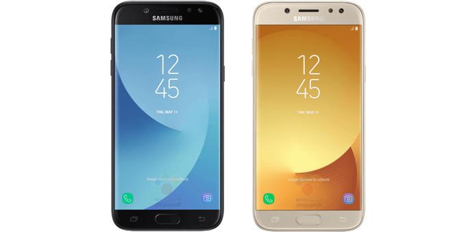 Samsung Galaxy J5 (2017) specyfikacja