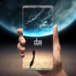 Samsung Galaxy Note 8 dane techniczne/specyfikacja