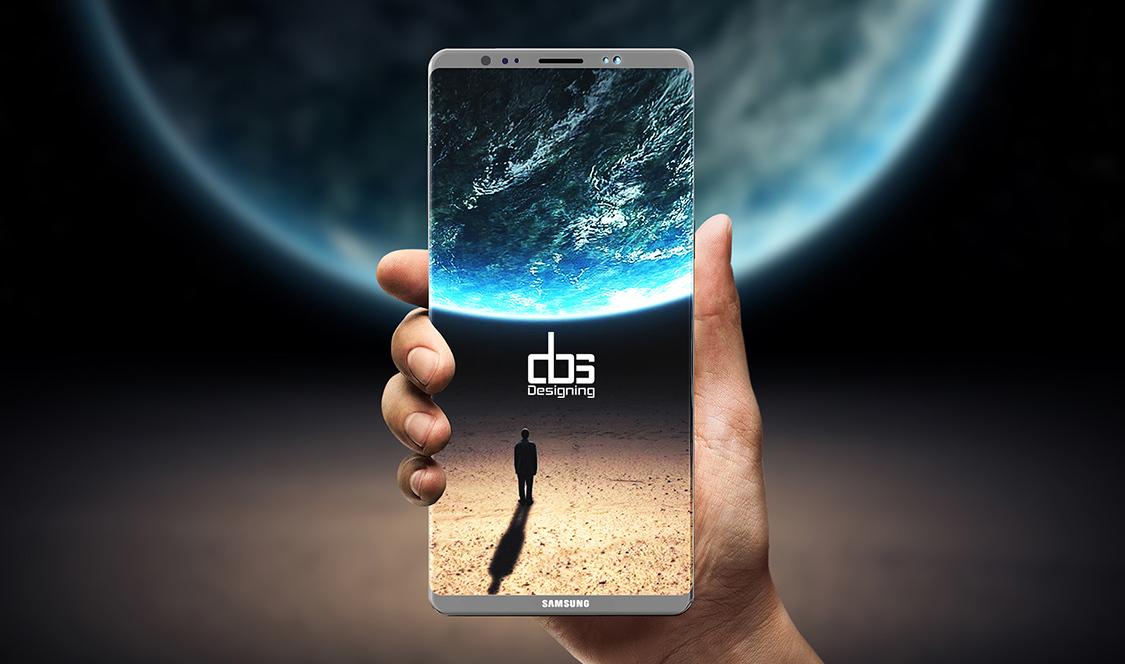 Samsung Galaxy Note 8 specyfikacja