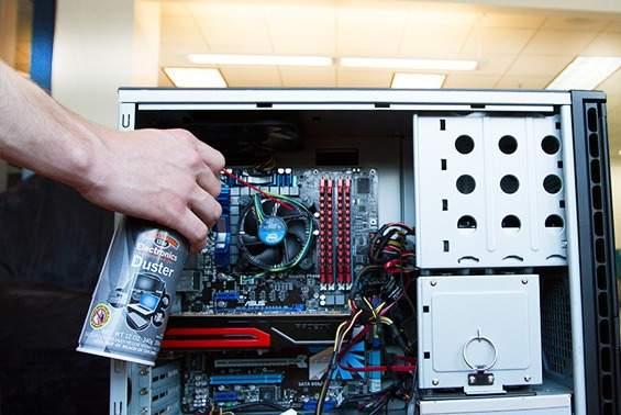 sprężone powietrze do komputera