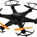 Dron Overmax Bee Drone 6.1 z kamerą Czarny instrukcja obsługi