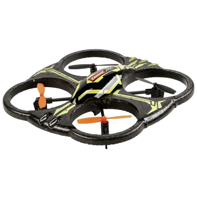 Dron Carrera Quadrocopter CRC X1