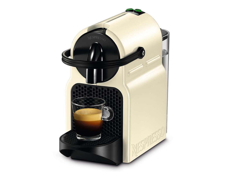 Ekspres DeLonghi Nespresso EN80.CW Inissia instrukcja obsługi