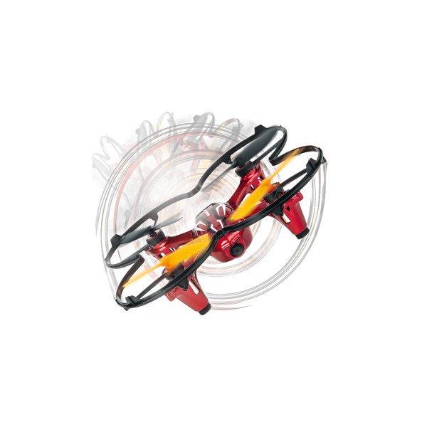 Dron Carrera Quadrocopter RC Video