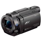 Kamera cyfrowa Sony FDR-AX33B instrukcja obsługi