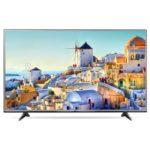 Telewizor LG 60UH605V 4K instrukcja obsługi