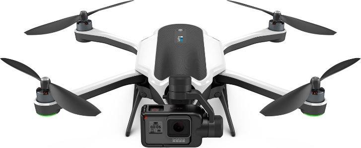 Dron GoPro Karma z szelkami do kamery HERO5 Black Instrukcja obsługi