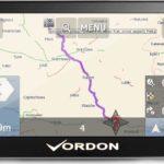 Nawigacja GPS Vordon VOR-7 instrukcja obsługi