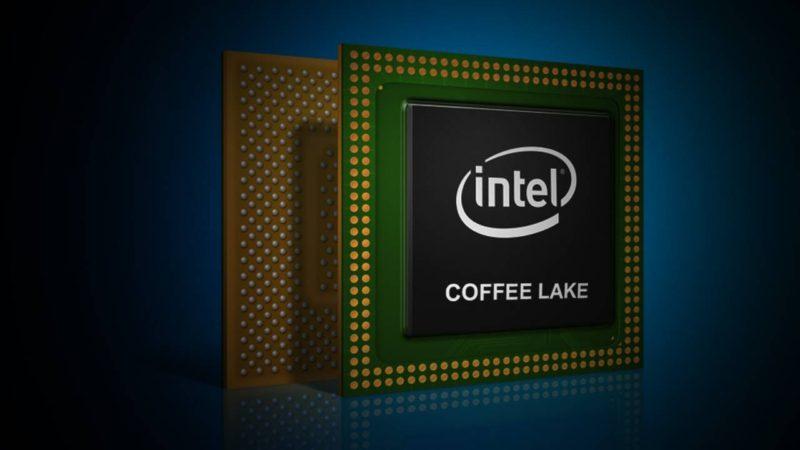 Intel Coffee Lake specyfikacja