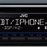 Radio samochodowe JVC KD-R881BT instrukcja obsługi